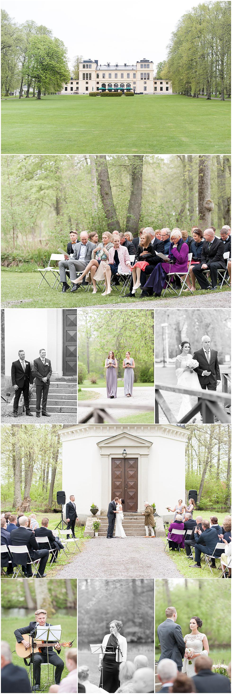 Bröllop Rånäs Slott 3